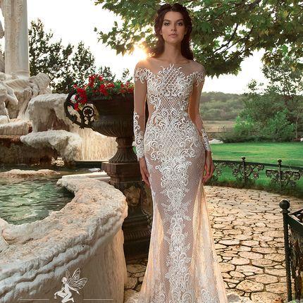 Свадебное платье Мон блан