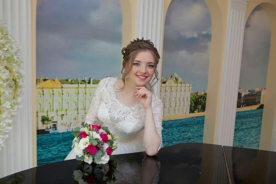 Фото 18379876 в коллекции Свадебный образ - Стилист-визажист Виктория Полушкина