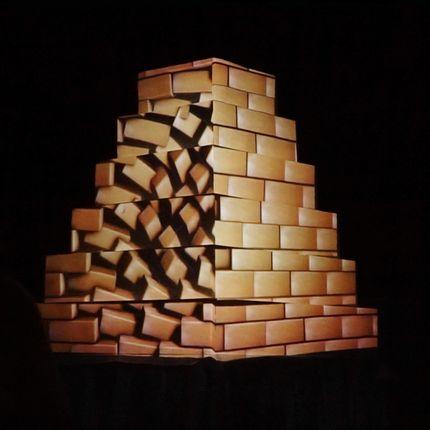 3D mapping шоу на торт Корпоративный контент