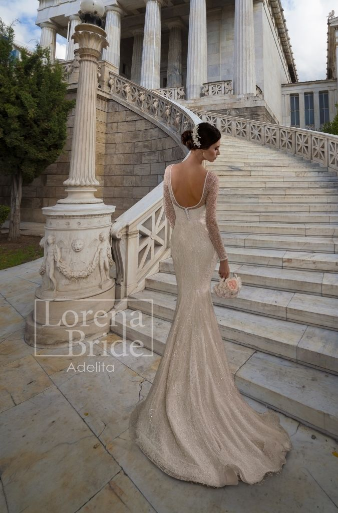 """Фото 16959378 в коллекции Лорена - Салон свадебного - вечернего платья """"Milan"""""""