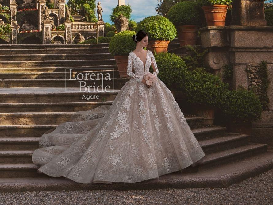 """Фото 16959608 в коллекции Лорена - Салон свадебного - вечернего платья """"Milan"""""""