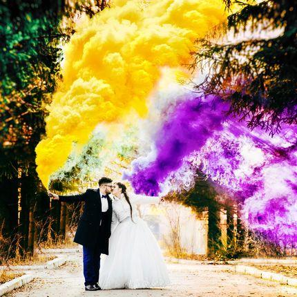 Фотосъёмка полного дня - пакет Wedding x-1