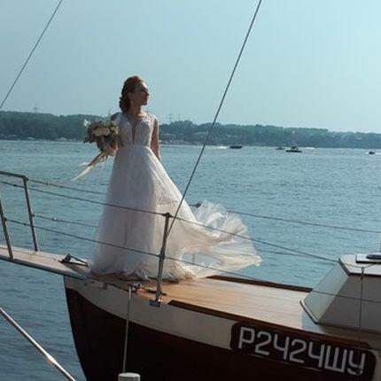 Аренда прогулочной яхты