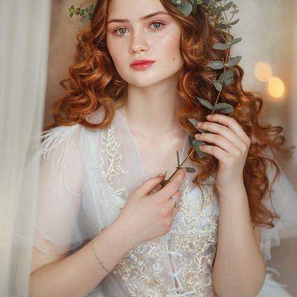 """Будуарное платье """"Утро невесты"""""""