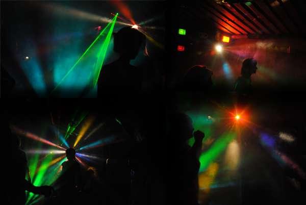 4 фото в одной. примеры яркости моментов на протяжении всего мероприятия - фото 530071 Ведущий-DJ Вадим Волков