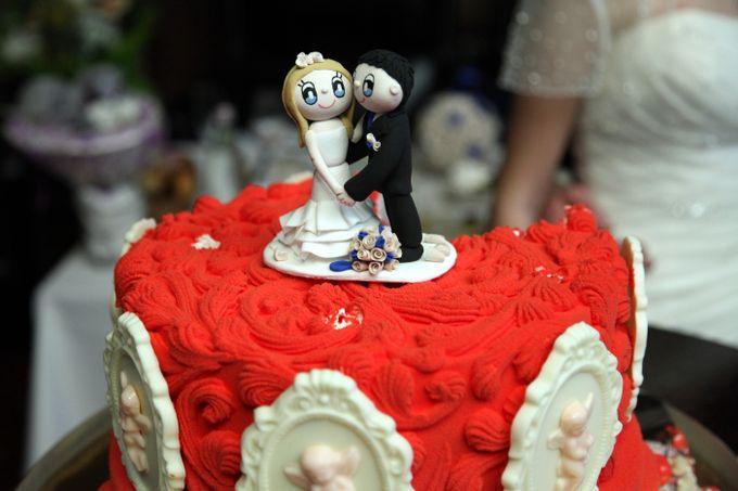 Свадебный торт смотреть фото