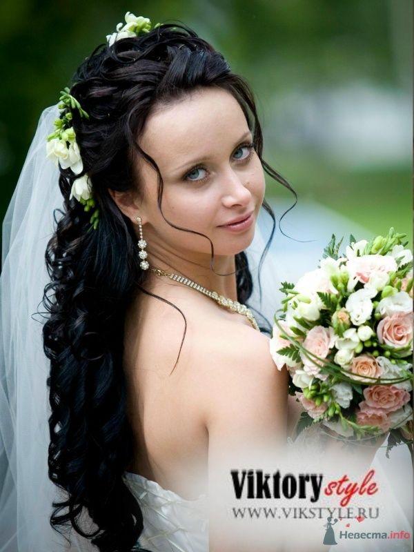 Фото 46186 в коллекции Свадебная прическа - Невеста01