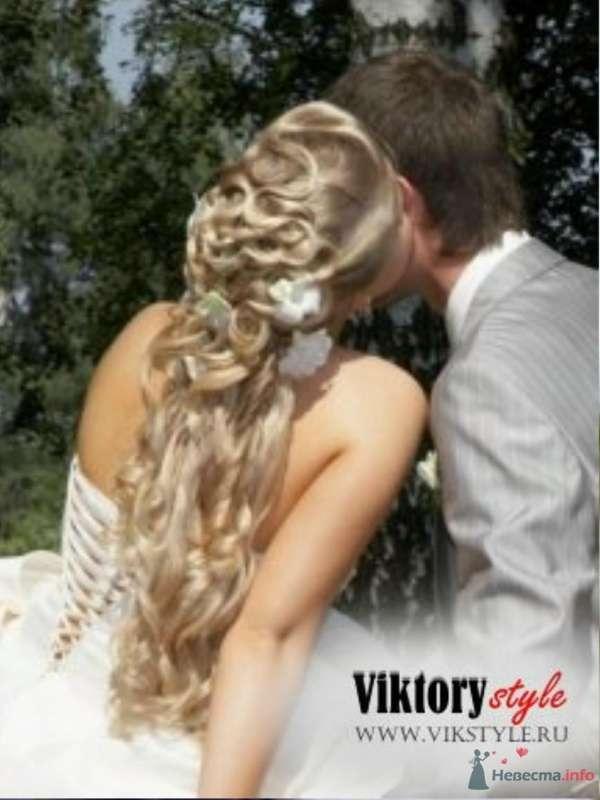 Фото 46191 в коллекции Свадебная прическа - Невеста01