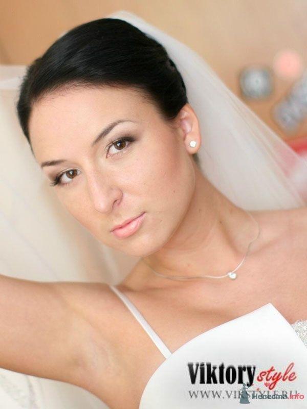 Фото 51670 в коллекции Свадебная прическа - Невеста01