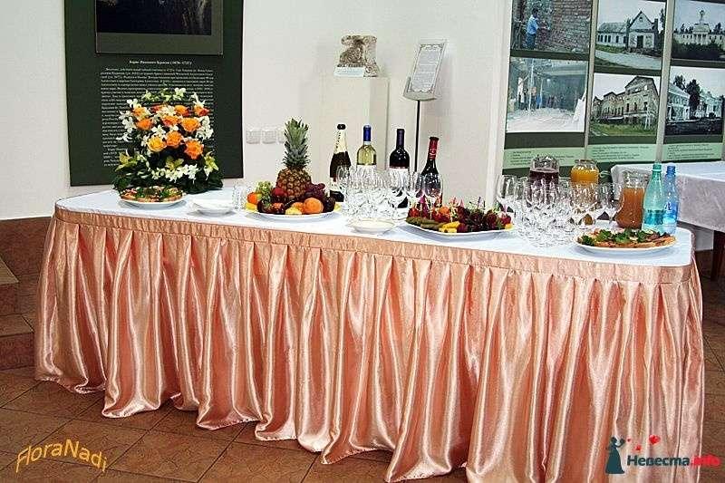 """Оформление фуршетного стола: фото 341637 - """"FloraNadi"""" - студия свадебной флористики"""