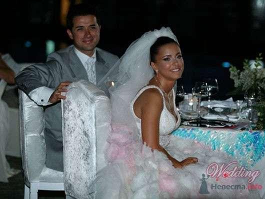 Фото 55738 в коллекции свадебные платья знаменитостей - ВаленТинка:)