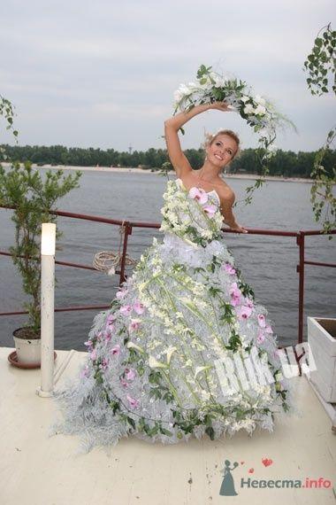 Фото 55741 в коллекции свадебные платья знаменитостей - ВаленТинка:)