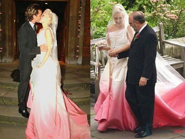 Фото 55770 в коллекции свадебные платья знаменитостей - ВаленТинка:)