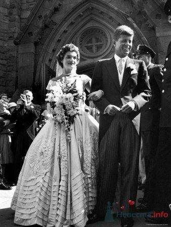 Фото 55773 в коллекции свадебные платья знаменитостей - ВаленТинка:)