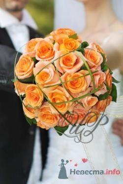 Фото 66129 в коллекции букет невесты - ВаленТинка:)