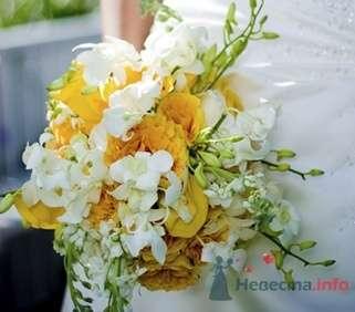 Фото 67971 в коллекции букет невесты - ВаленТинка:)