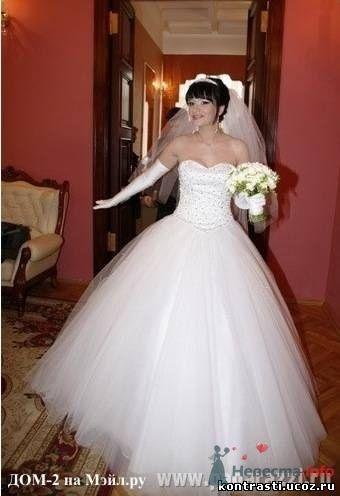 Фото 72614 в коллекции свадебные платья знаменитостей - ВаленТинка:)
