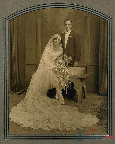 Фото 72965 в коллекции Ретро фото (свадьба) - ВаленТинка:)