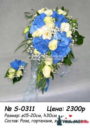 Фото 90091 в коллекции букет невесты - ВаленТинка:)