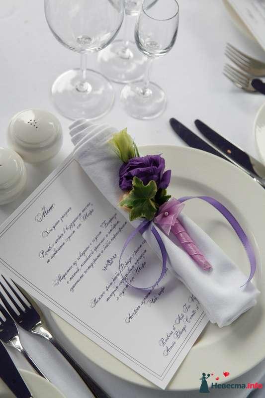 Фото 103789 в коллекции  сиреневая свадьба - Невеста01