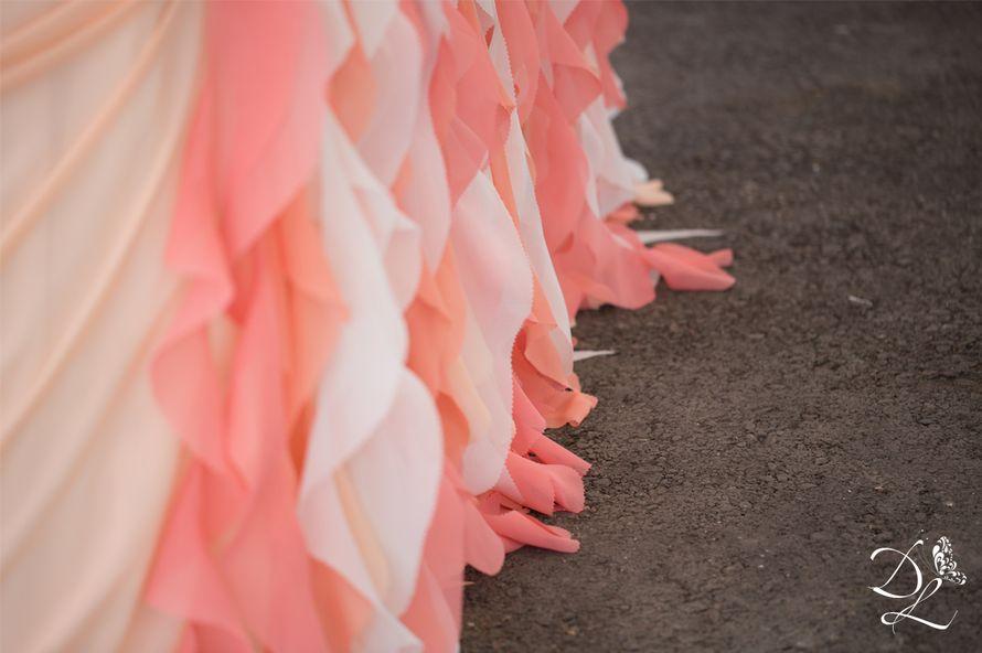 Фото 1354547 в коллекции Свадьба в персиковом цвете - Love Decor - свадебный декор