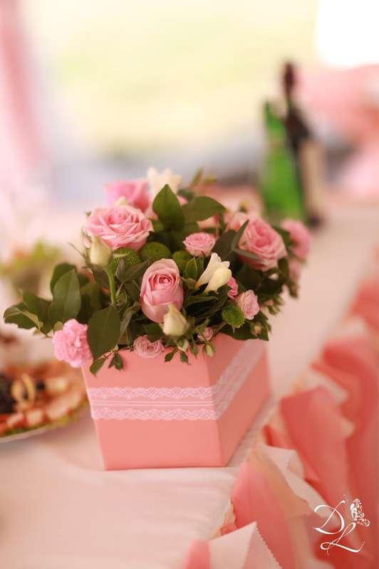 Фото 1354573 в коллекции Свадьба в персиковом цвете - Love Decor - свадебный декор
