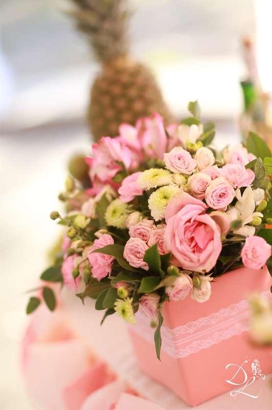 Фото 1354575 в коллекции Свадьба в персиковом цвете - Love Decor - свадебный декор