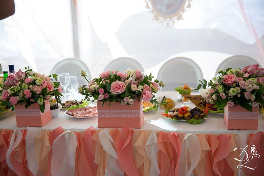 Фото 1354581 в коллекции Свадьба в персиковом цвете - Love Decor - свадебный декор