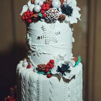 Торт. Автор: Кристина Кулютникова
