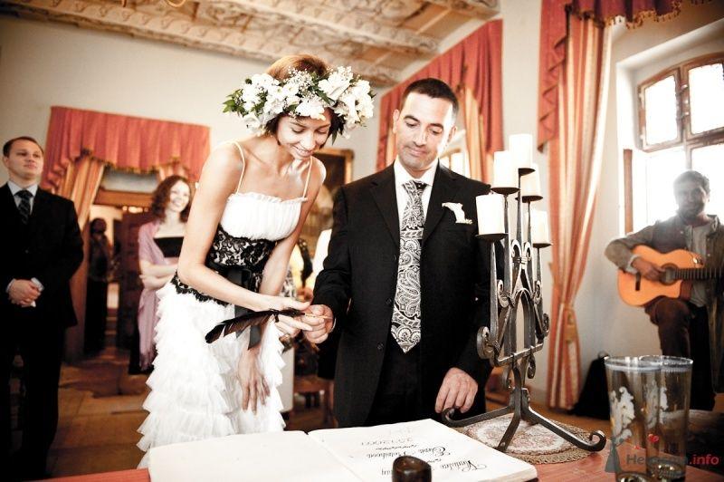 Фото 47801 в коллекции Моя свадьба - Цирца