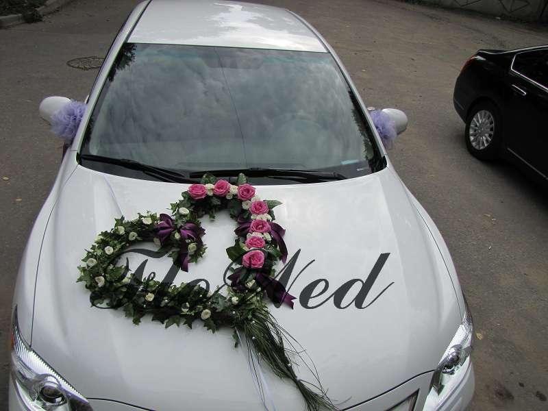 Фото 533466 в коллекции Оформление автомобилей - FloWed - свадебное оформление