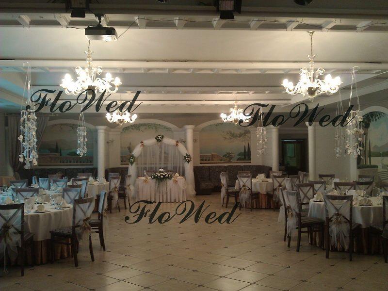 Фото 533469 в коллекции Оформление залов - FloWed - свадебное оформление