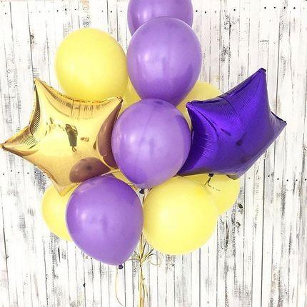 Минимал - оформление шарами