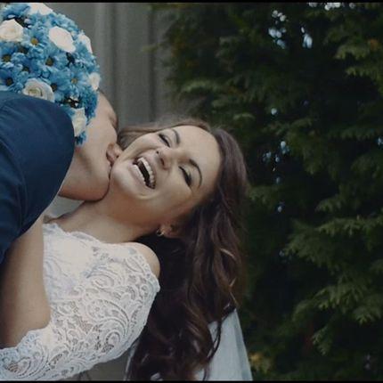 """Видеосъёмка полного дня - пакет """"Свадебный день"""""""