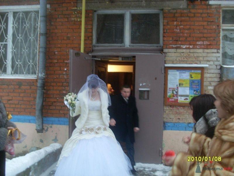Фото 60849 в коллекции Свадьба 8 января 2010 год)))  - Koshka_Lu