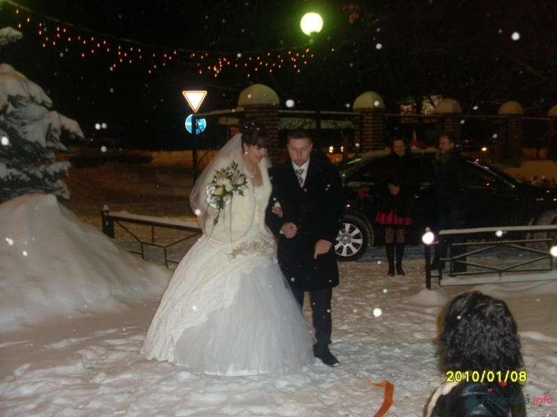 Фото 60857 в коллекции Свадьба 8 января 2010 год)))  - Koshka_Lu