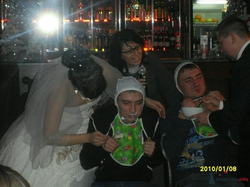 Фото 60882 в коллекции Свадьба 8 января 2010 год)))  - Koshka_Lu