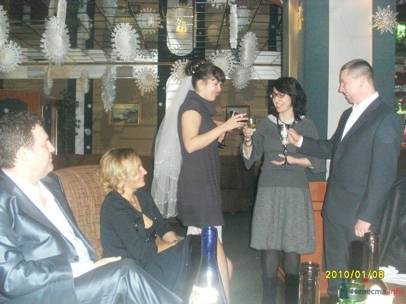 Фото 60885 в коллекции Свадьба 8 января 2010 год)))  - Koshka_Lu