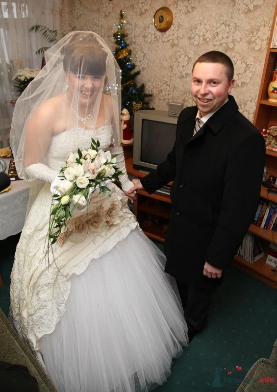Фото 68355 в коллекции Как Кошка замуж выходила 08.01.2010 - Koshka_Lu