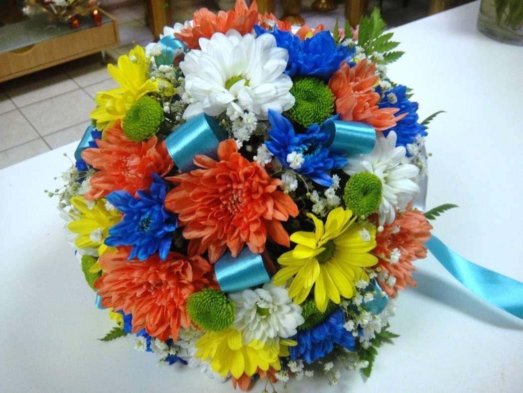 Фото 2587635 в коллекции букет невесты - Цветочный магазинчик - услуги оформления