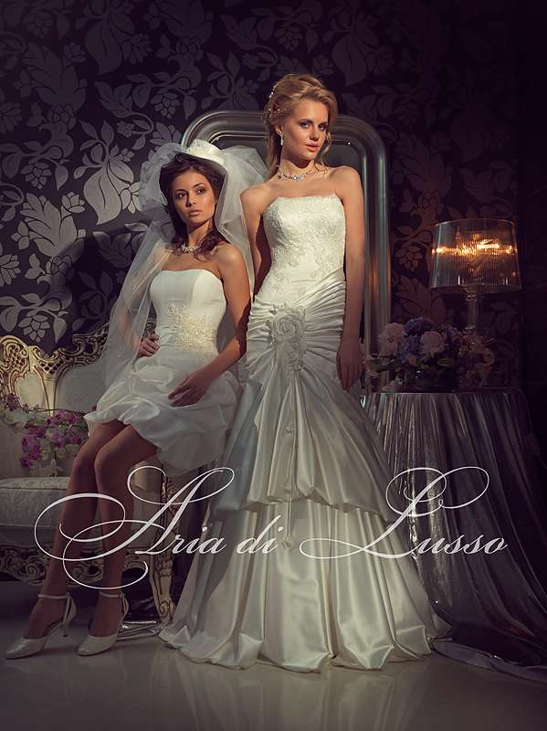Фото 1110055 в коллекции Свадебные платья в наличии в Санкт-Петербурге - Свадебный салон Bridal Sisters