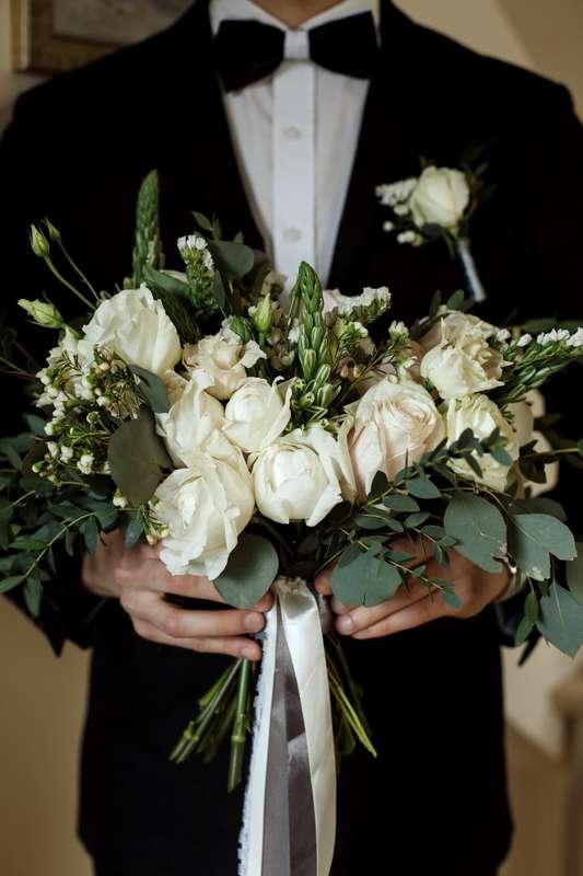 """свадебный букет - фото 17286270 Студия свадеб """"Трюфель"""""""
