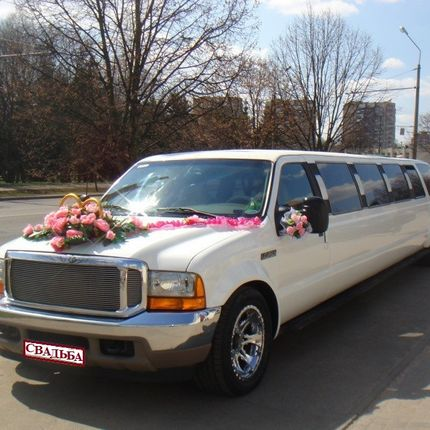 Ford Excursion 2010г. в аренду, 25 персон