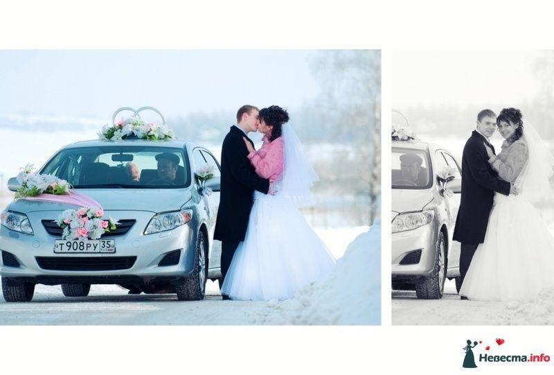 Фото 112274 в коллекции Наша свадьба =) Фотограф: Евгений Бондаренко (г.Череповец)
