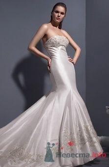 Фото 53812 в коллекции самые разные свадебные платья