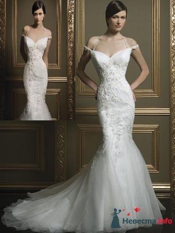 Фото 53814 в коллекции самые разные свадебные платья - Свадебный распорядитель Ольга Фокс