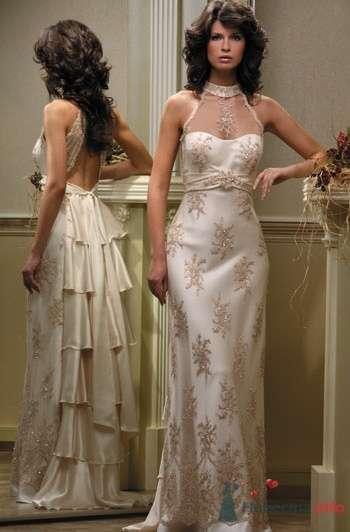 Фото 53833 в коллекции самые разные свадебные платья - Свадебный распорядитель Ольга Фокс