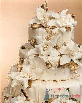 Фото 53834 в коллекции свадебные торты - Свадебный распорядитель Ольга Фокс