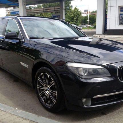 Аренда BMW 730 Li