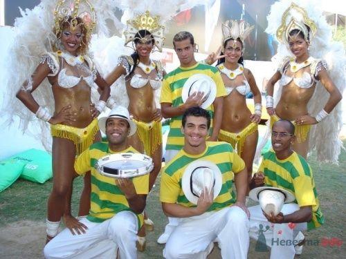 Шоу-проект cariocas - фото 4667 Невеста01